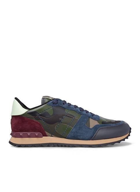 Valentino Ayakkabı Yeşil
